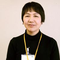 クラスターマネージャー横山順子さん~地産地消の小さな流れ